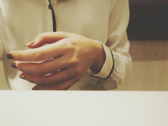 Take My Hand Nails