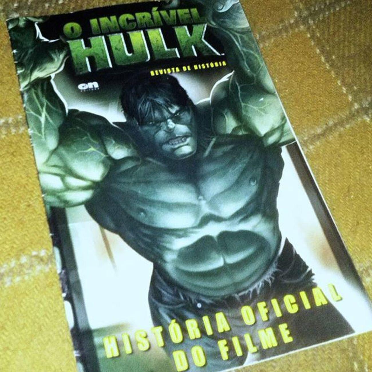 O Incrível Hulk- Adaptação Oficial do Filme Oincrivelhulk Theincrediblehulk Marvelcomics Adaptaçaooficialdofilme livtyler edwardnorton filmesequadrinhos
