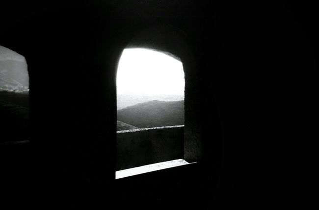 Window Mountain Nature 1987 SPAIN Denia Monochromeart Landscape Dreamscapes Monochrome Travel Destinations Taking Photos Landscape_Collection Tranquil Scene Landscape Landscapelovers Blackandwhitephotography Oldpicture Old Ruin Architecture Blackandwhite Black And White Collection  Lightandshadows Monochrome Photograhy Black And White Collection  Old Architecture