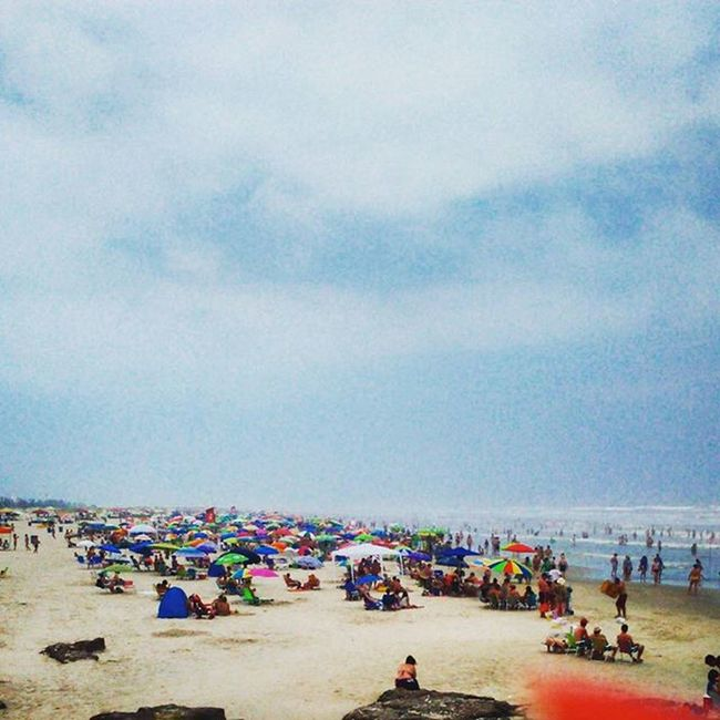 🌊🌊⛅ Torres Praia Riograndedosul Doleitorzh Summer Verao2016 Ig_beach_brasil Turismonosul Brazil_repost Beach
