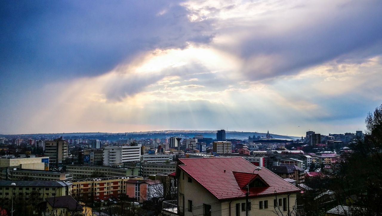 Iasi Ig_romania City Urban Skyline Cloud - Sky Sky Cloudporn Light Sunlight And Shadow My View Bestshot Justfeelit Amazing View Explore The City Lightroom FirstEyeEmPic EyeEmNewHere Wonderland Aroundtheworld Wallpaper Artistic Photo
