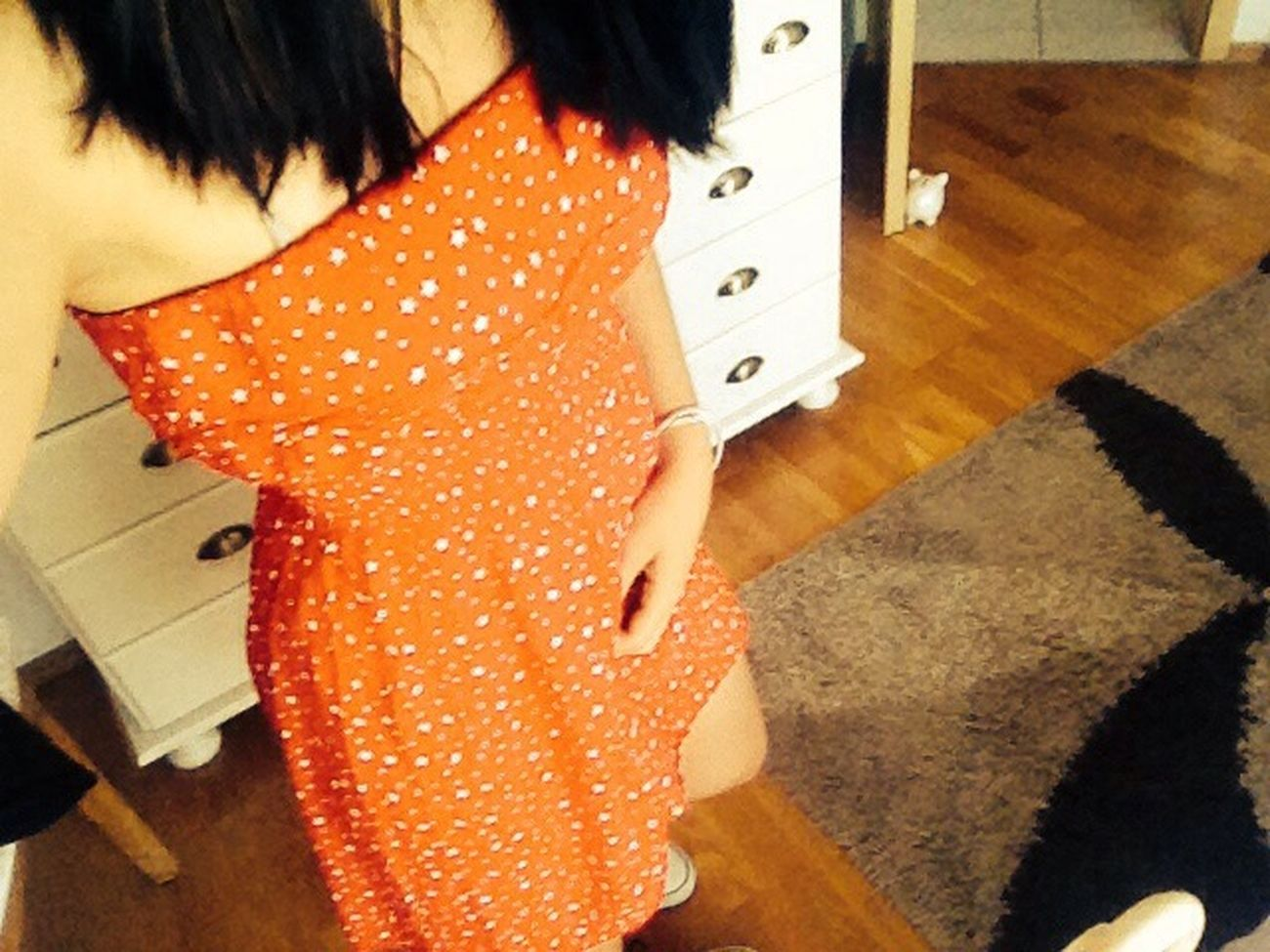 Me today Kleid ❤️? First Eyeem Photo