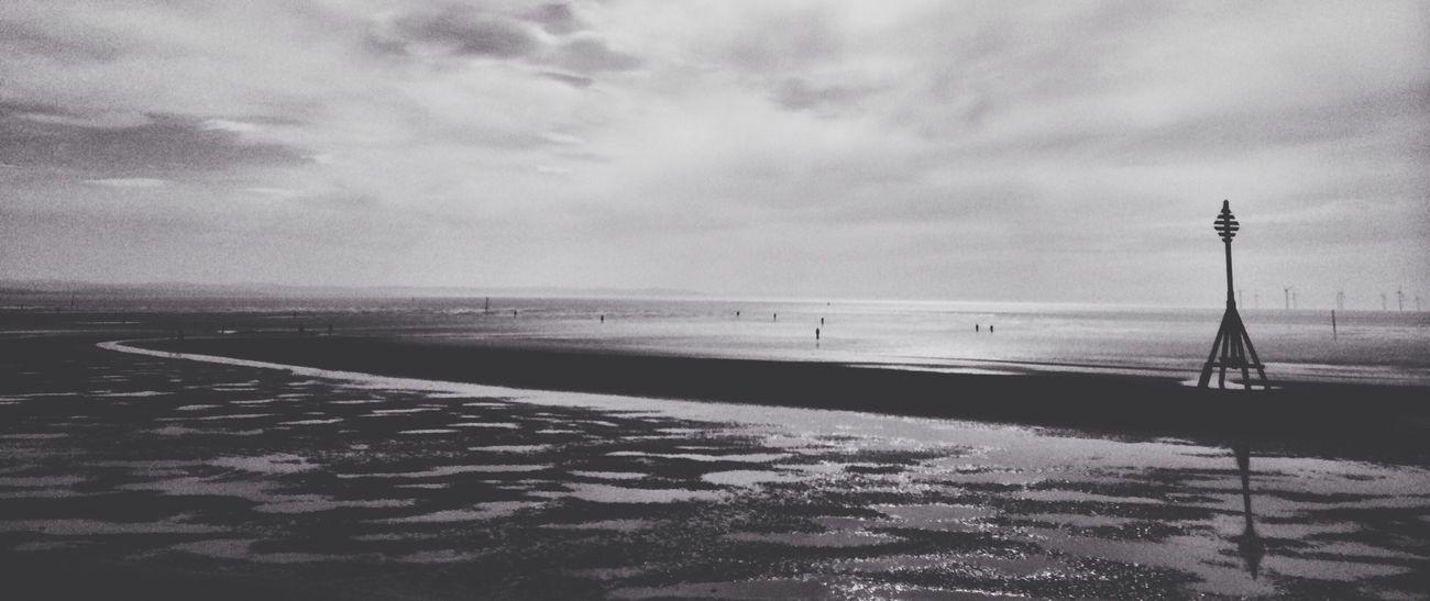 Crosby Beach Beach