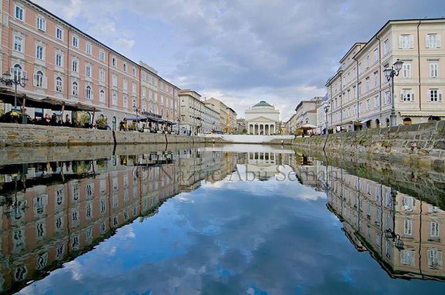 Trieste reflection | Trieste, Italy Travel Italy Trieste