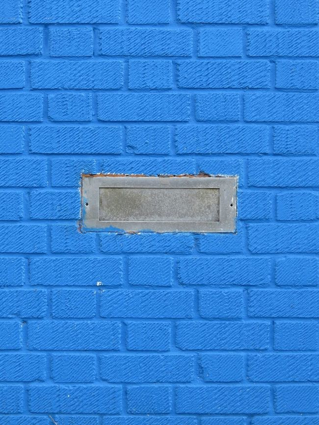 Blue Textured  Purple Close-up Brick Vibrant Color Geometric Shape Man Made Object Stone Material Blue Color Full Frame No People EyeEm Best Shots - Architecture Blue Color Sunny In A Row Repetition Brick Work Brick Wall Bricks Textured  Architecture Built Structure Building Exterior Brickwork