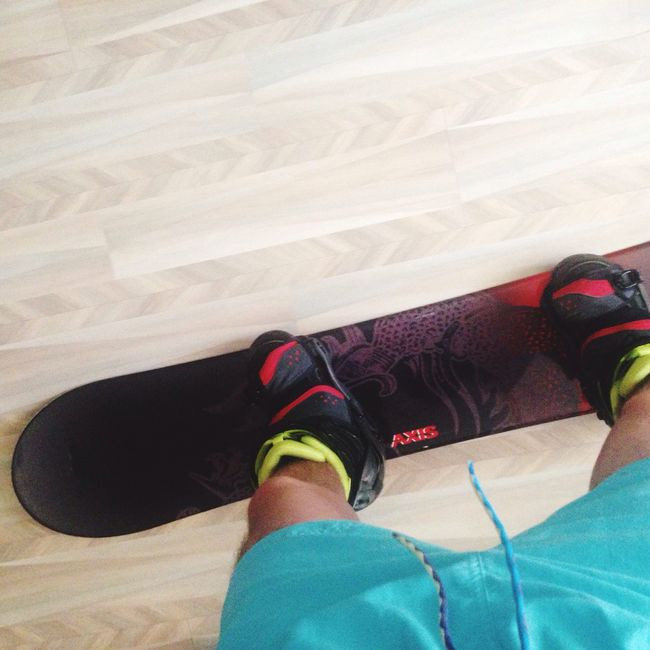 сноуборд хочу кататься