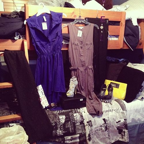 Retail  Therapy Michaelkors Jessicasimpson TruthOrDare Madonna MarcJacobs