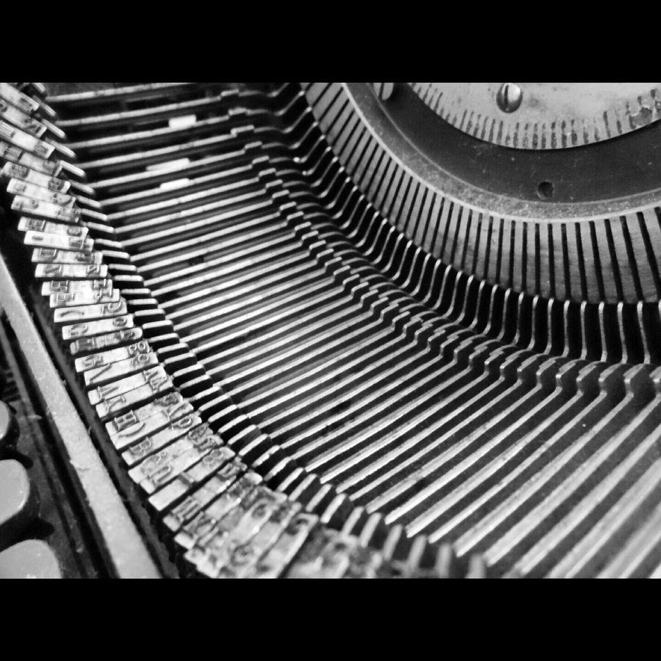 Typewriter Letters Hgstudyo Daktilo