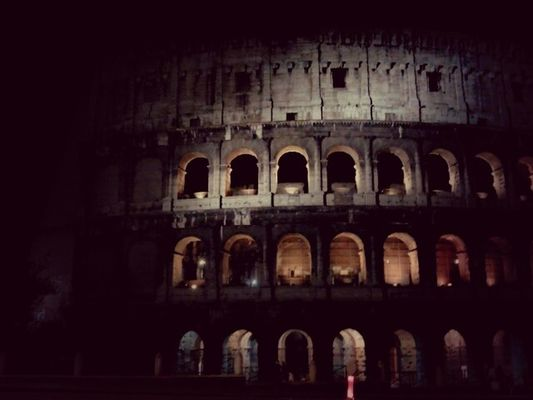 Colosseo in Roma by Spielrein