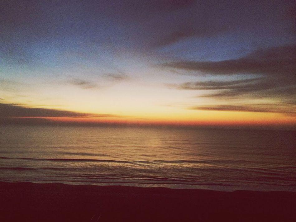 Sunrise Beach Relaxing