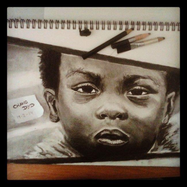 Haiti Draw Dibujo Art Arte Artistico Carbon Lapiz Retrato Instadraw Sombras Grafito