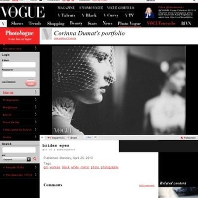 Vogue by Corinnn