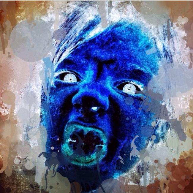 Mypuppet Horror Blue Tadaa Community