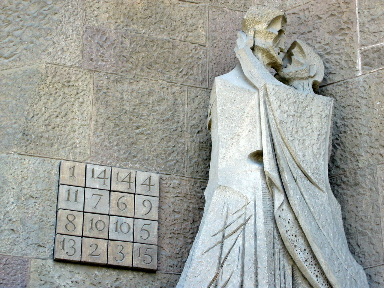Architecture Barcelona Close-up Day Gaudi No People Outdoors Religion S