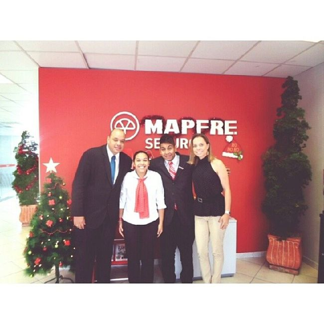 Friends of Work! Mapfre
