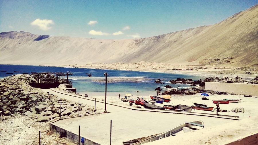 Caleta San Marcos Tarapaca Iquique Chile First Eyeem Photo