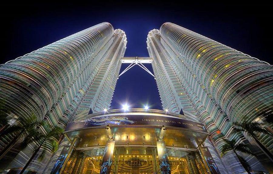 Twin Towers KLCC | Kuala Lumpur, Malaysia Malaysia Kualalumpur Klcc Petronastwintowers Travel Mycanon Canon 5dMarkⅡ