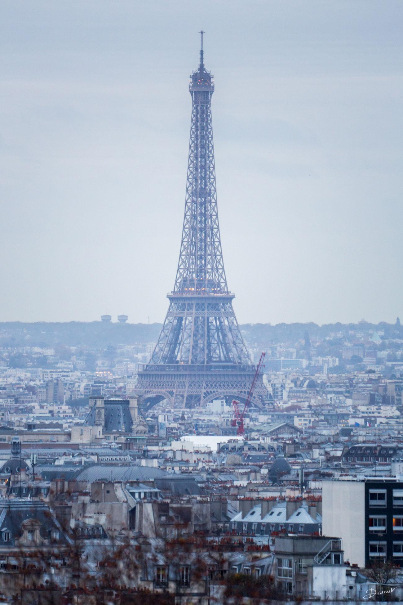 Paris Aujourdhui Strong Tour Eiffel France Je Suis Paris