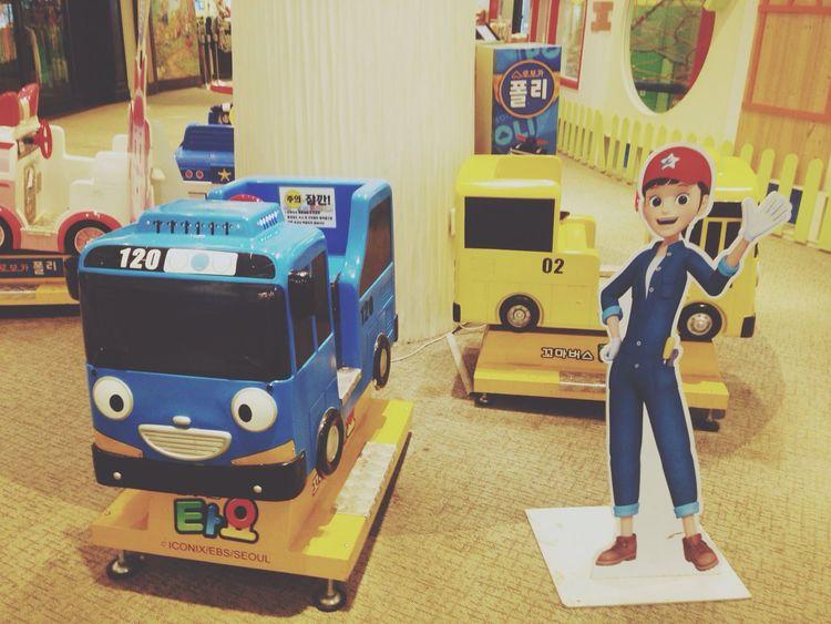 Tayo Bus Toy 반갑 타요.