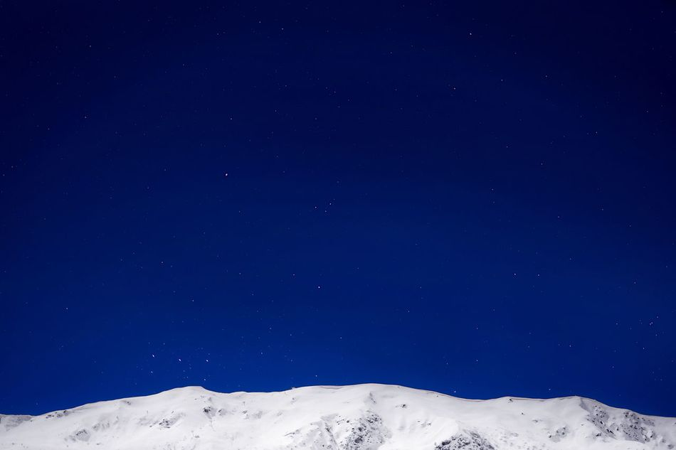 Star gazing with peaking mountains Snowymountains Mountains Nightsky Starry Night Deep Blue Snow MarchMadness Meribel Trois Vallees Open Edit Landscape Landscape_Collection Nature Nature_collection EyeEm Best Shots Showcase March The Great Outdoors - 2016 EyeEm Awards