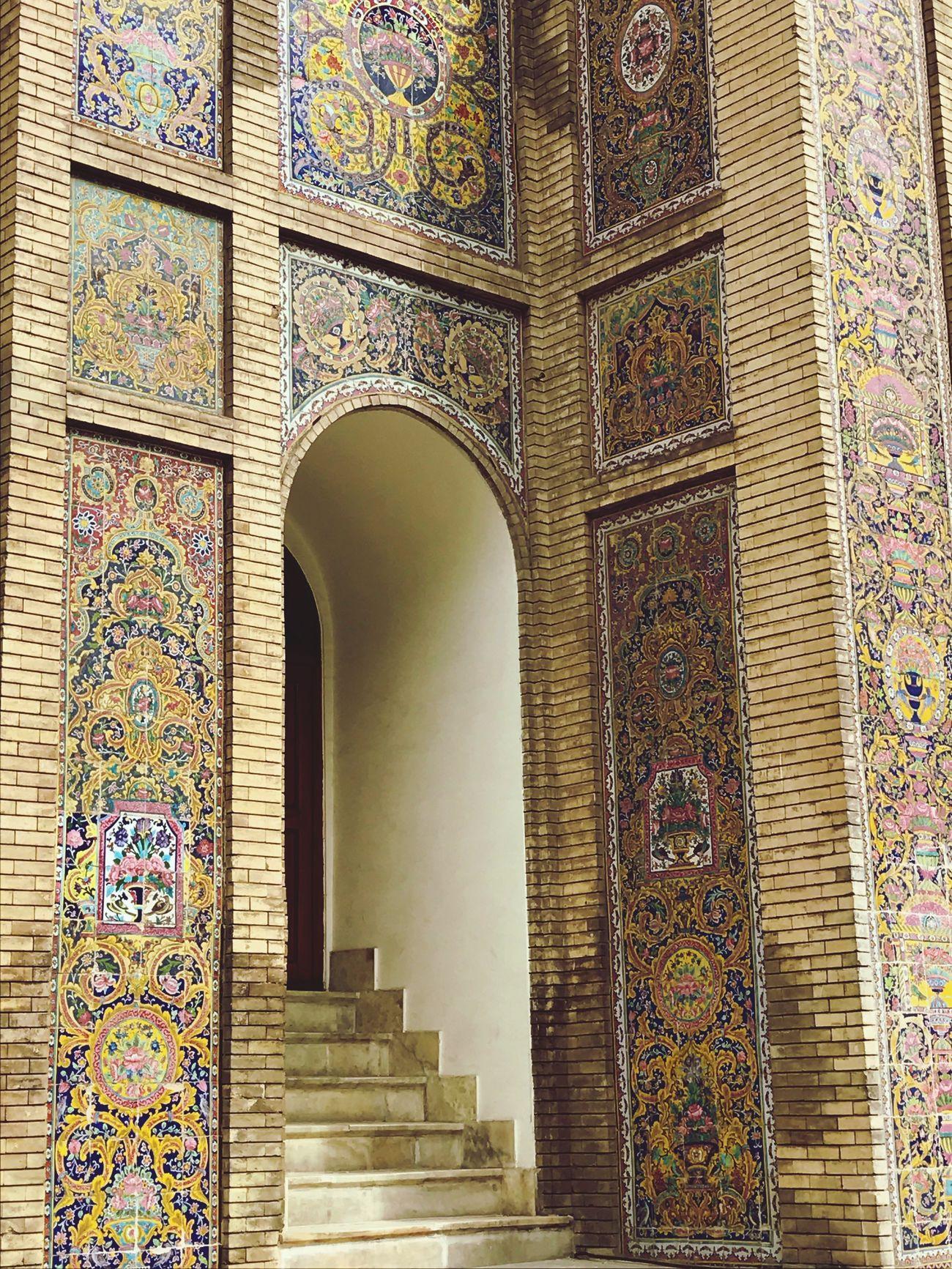 Golestan palace Golestan Palace Color
