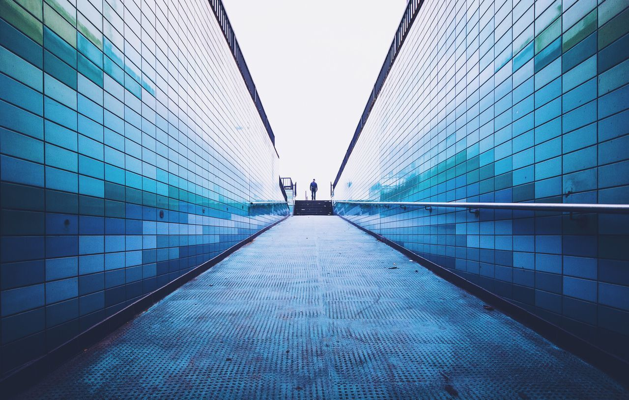 Blue Monday Blue Subway London Urban Reflections Shoot The People Urbanphotography VSCO Taking Photos United Kingdom Taking Pictures Urban City Check This Out