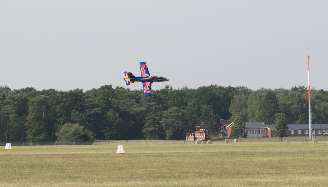 Germany - Schleswig Holstein, July 4, 2015: Wings & Wheels open day with Red Bull Air Show, remote control Jets - Uetersen / Holm Airport 2015 Aerobatics Aeronautical Engineering Air Show Aircraft Aircraft Wing Airplane Airport Flight Flying Jet Engine Jet Fighter Jets Pilot Remote Control Sky Upgrades Wings Wings & Wheels