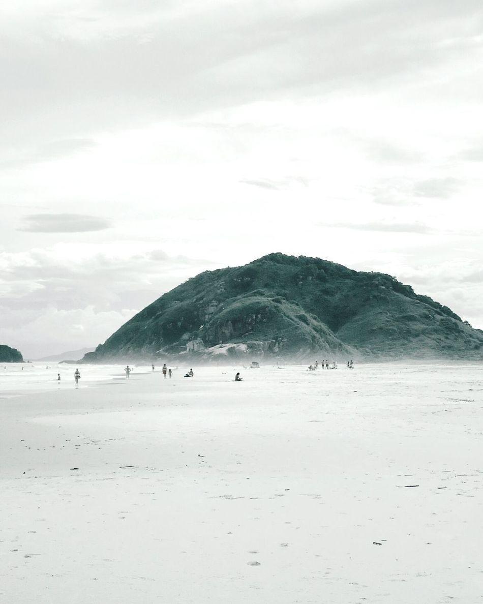 Beach Sand Cloud - Sky Beauty In Nature Landscape Beauty In Nature My Year My View Beach Life Beach Photography Brazil Islands Island Life Ilhadomel