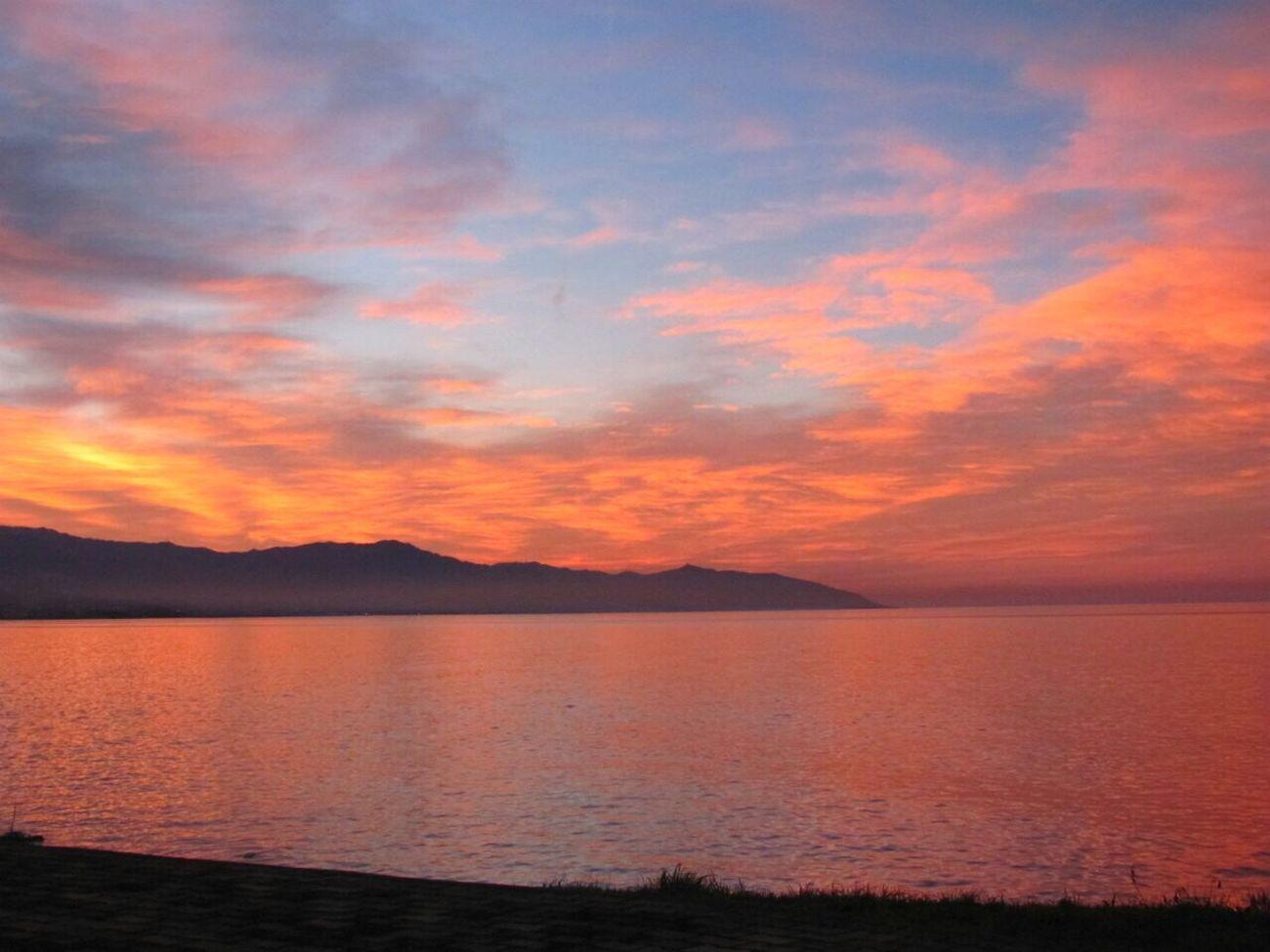 Relaxing Sunset Günbatımı Trabzon Beşirli Sahil