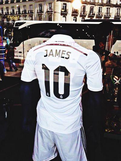 Hala Madrid Realmadrid Jamesrodriguez