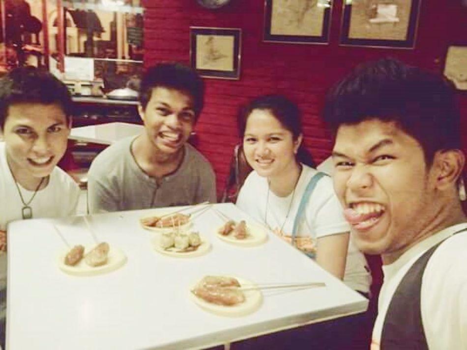 1 year ago, we ate kikiam! Throwback Kikiam Food Friends