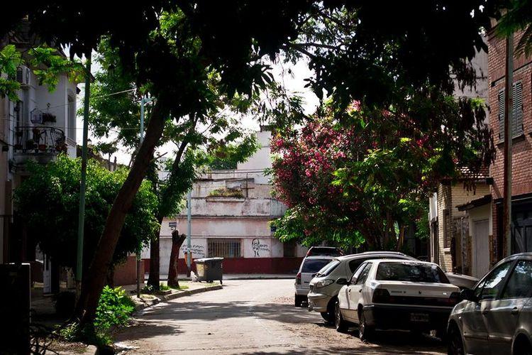 ¿Un lugar en el mundo? Mi Buenos Aires Querido Slow Walking Laberinto