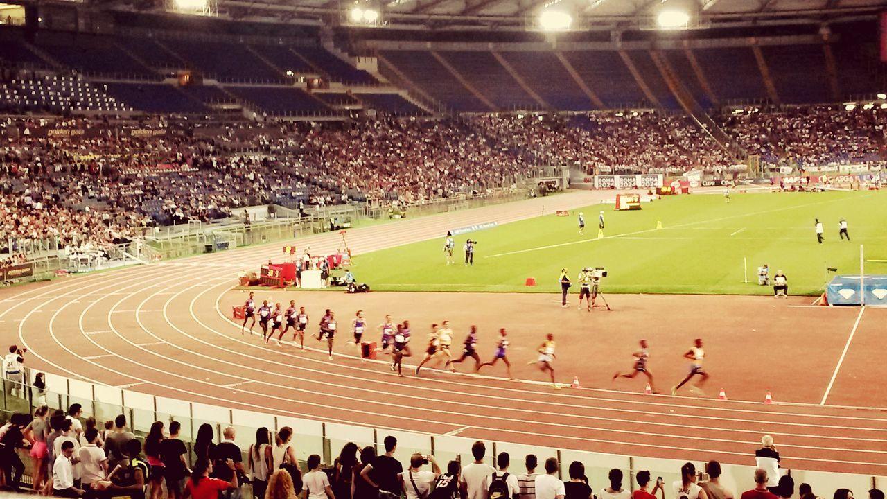 Enjoying Life Sports Photography Track & Field Goldengala Iaaf 5000mt