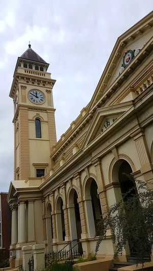 TowerPost Office Balmain Rozelle Clock Architecture Travel Destinations Clock Tower Sky Built Structure Building Exterior Architectural Column Outdoors City History Time Day historic SydneyClock Face No People Balmain Rozelle post office Sydney