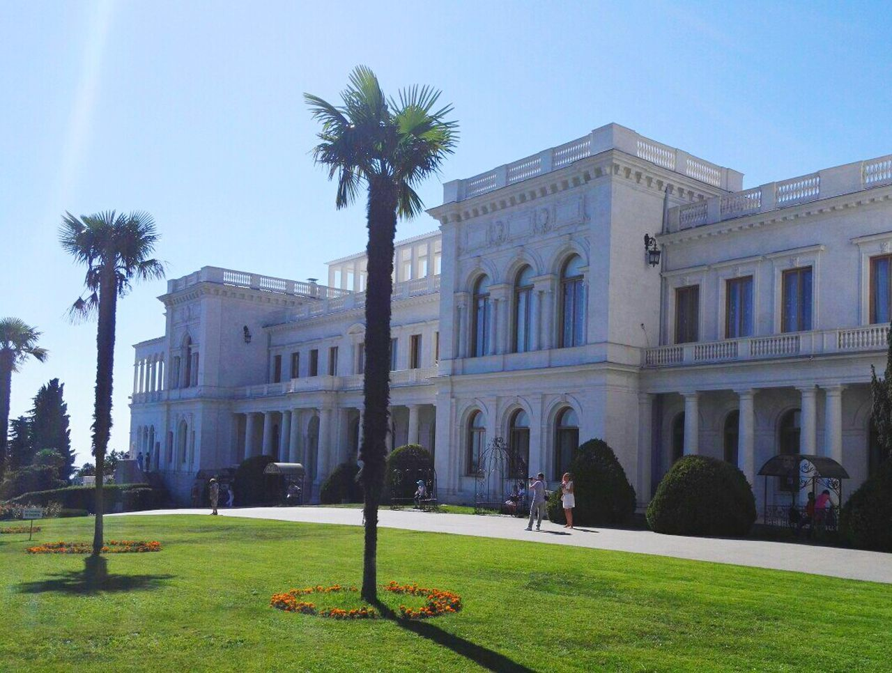 Politics And Government Architecture Government Building Exterior Outdoors No People Day Buaetiful View Buaetiful Nature Palace Garden Palace Palace Of Culture Castle Yalta Palace_collection Crimea дворец история экскурсия Романовы Beauty In Nature архитектура искусство красивый вид парк