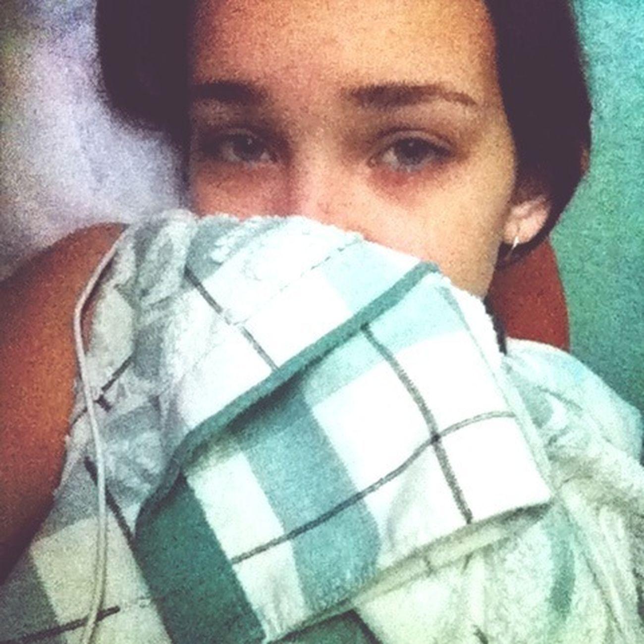 Заболела(
