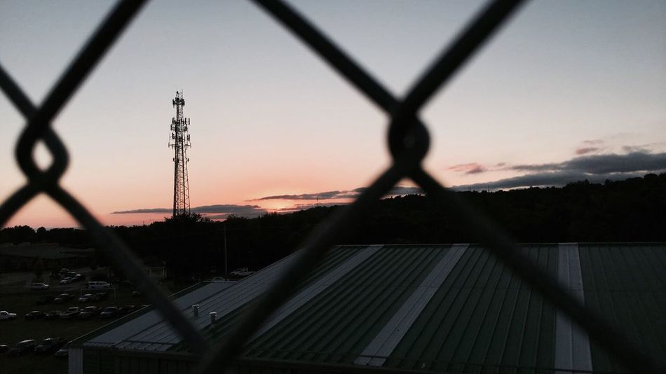 Metal Sunset Sky Chainlink Fence Built Structure Technology No People Silhouette Outdoors Architecture Alternative Energy Close-up Nature Day Radar Football Football Fever Featured Photo (null)Relaxation Photos