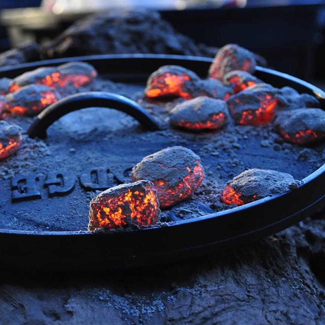 Ready for some outdoor cooking again! Camping Lodgecastiron Campfire Nikond90 Nikonnofilter Nikonusa NikonForever