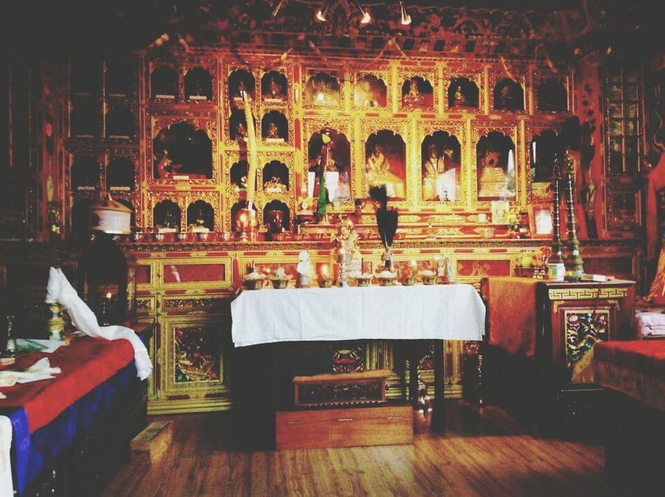 Prayerroom Home Nepal Sherpa Culture