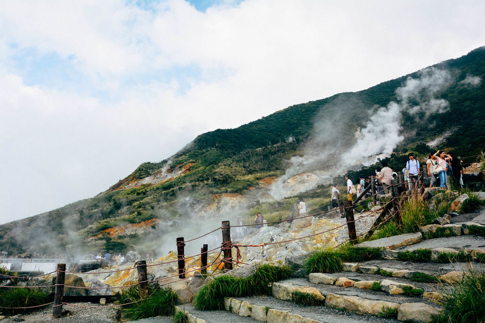 Beautiful stock photos of smoke, Cloud, Erupting, Field, Geology