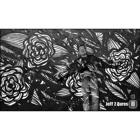 👤🎨 MOYOSHI Actor : Jeff de Bures. Graffitiart Graffiti Graffitiwall Peintre Illustrateur