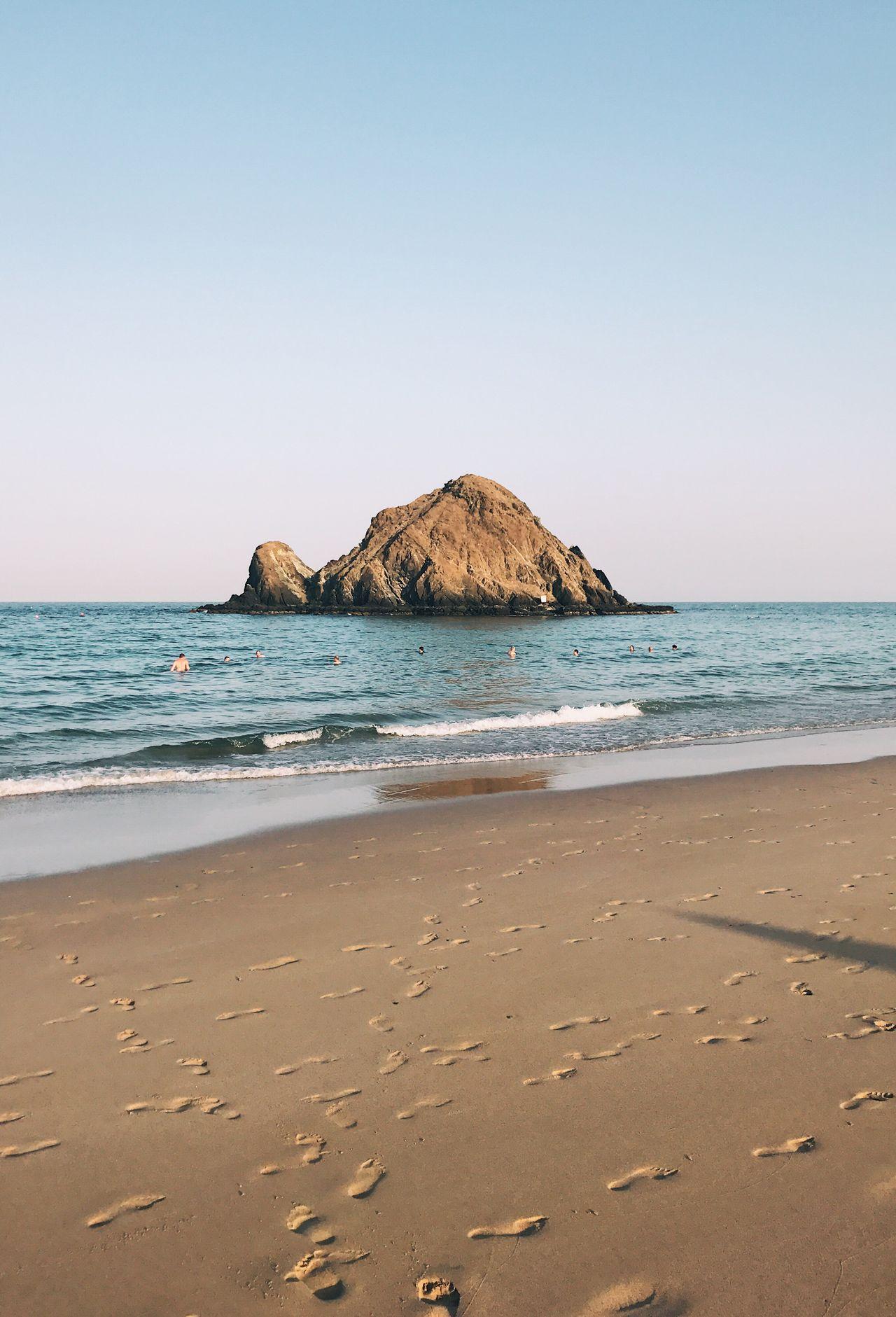 Beach Sea Sand EyeEmNewHere SnoopyIsland Fujairah Middle East
