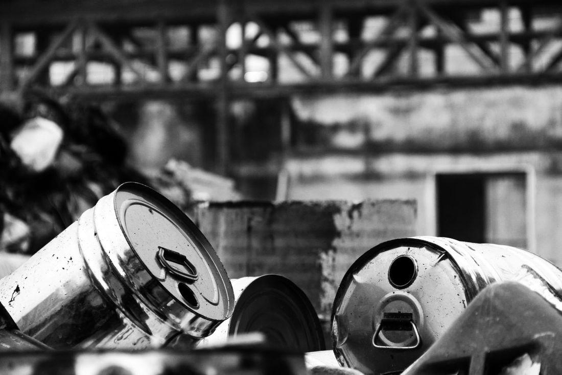 我没有为你伤春悲秋怎配有憾事 Blackandwhite Black & White Oildrum Oil Painting Industry Industrial Mood Wilderness Waste Old