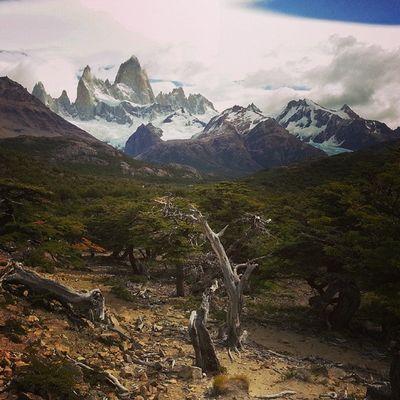 Amazing Mirador del Fitz Roy, El Chalten, Patagonia, Argentina Fitzroy ElChalten Patagonia Argentina