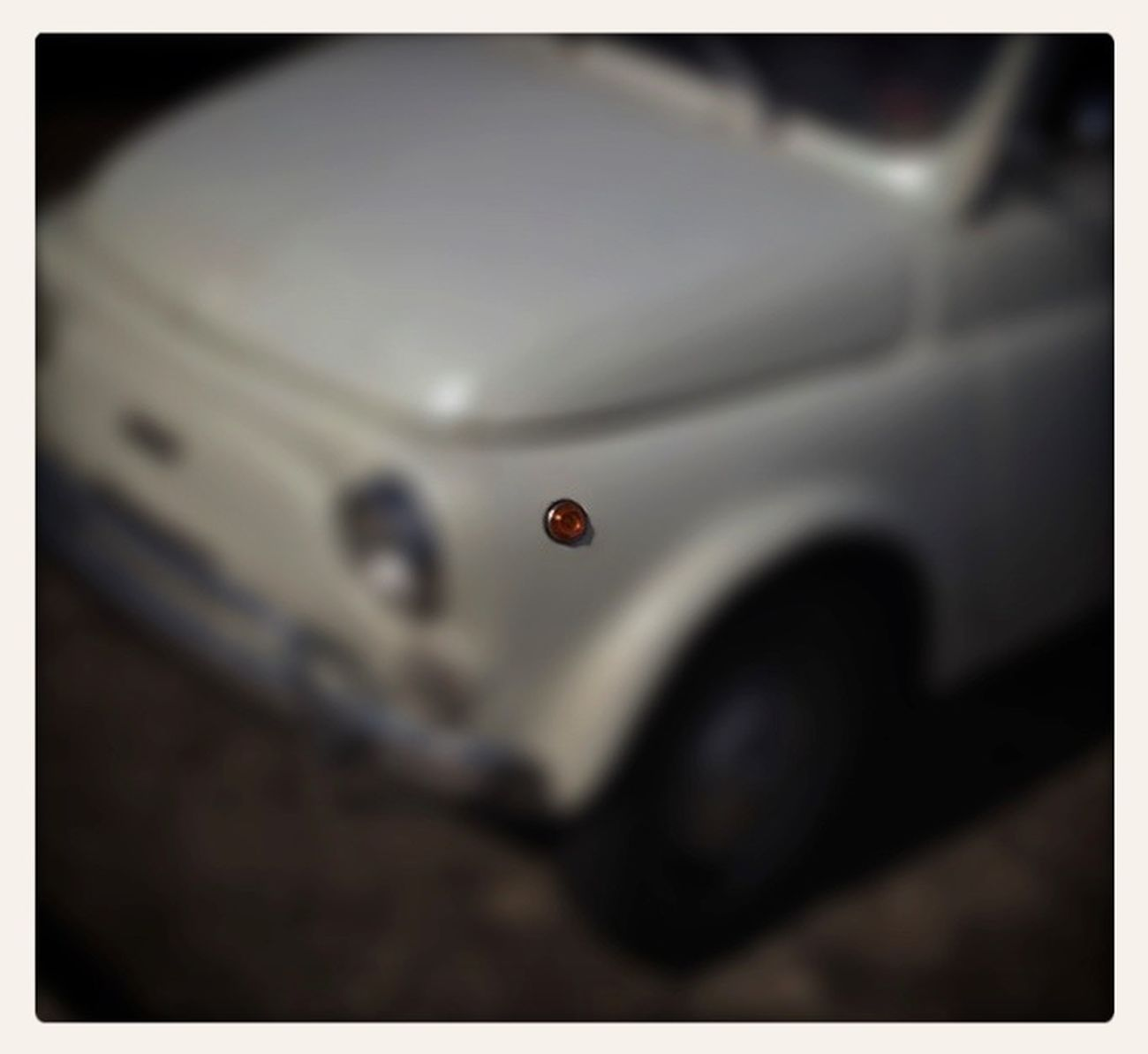 Fiat500 Vintage Cars On The Road Again It's Friday
