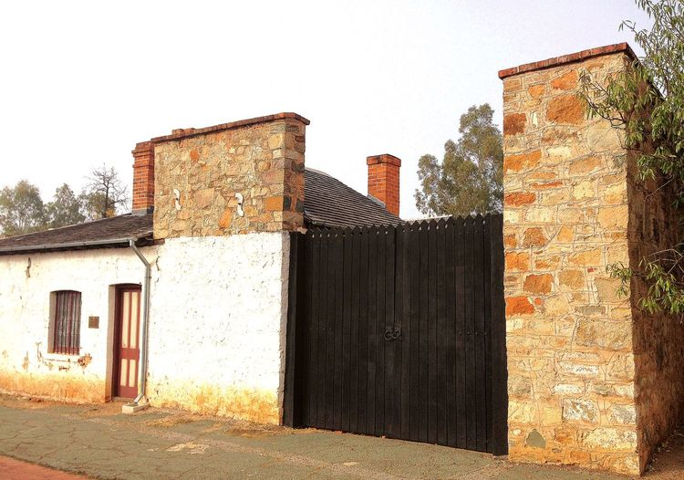 Amazing Architecture Troopers Cottage York WesternAustralia Old Buildings Backstreets & Alleyways Built in 1865 within the stable yard of the old police station
