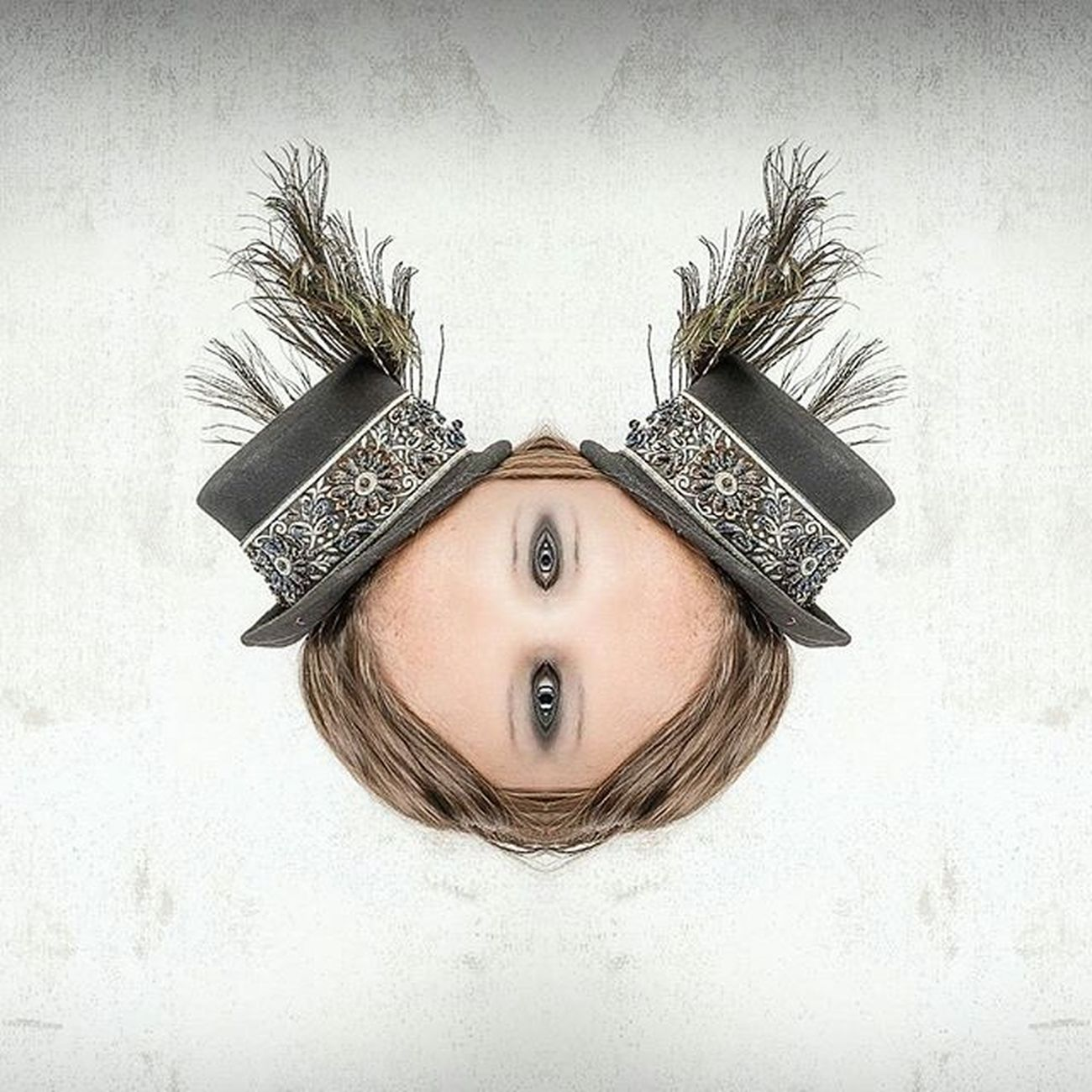 Crazy Weirdfaces Symmetry Mad weird