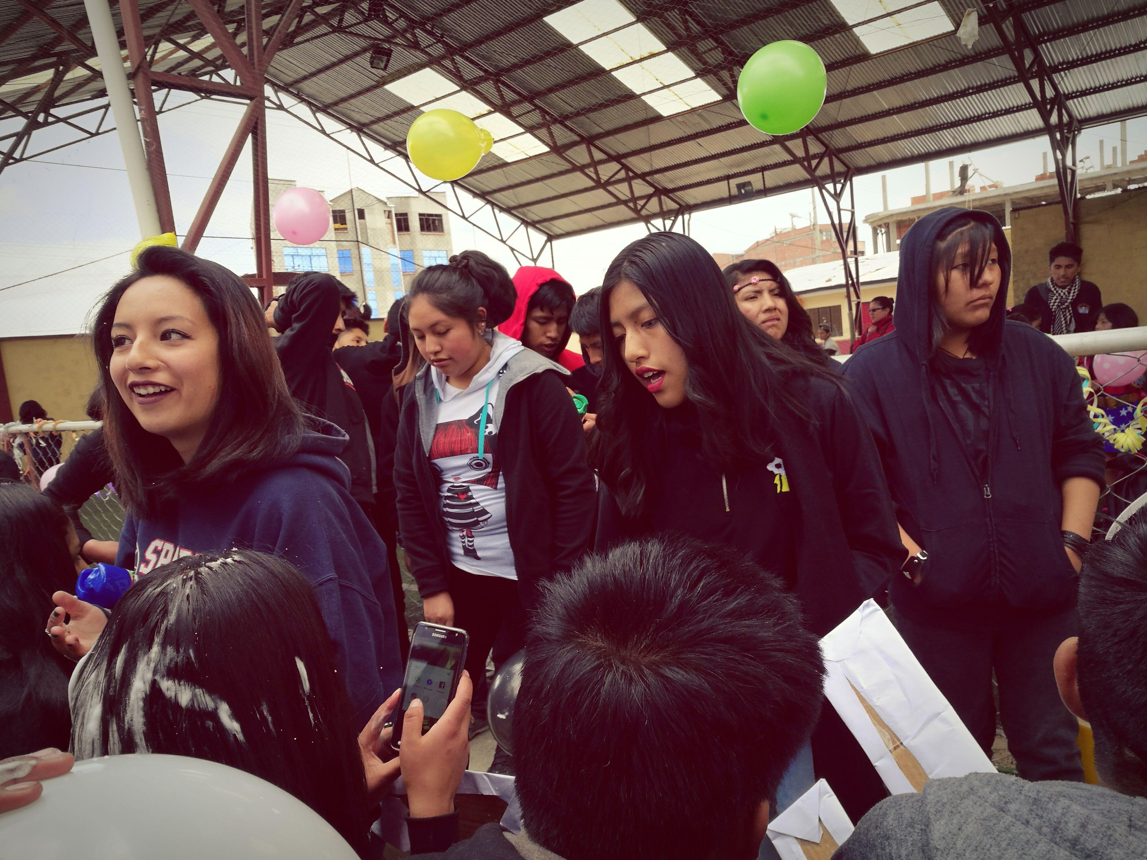 Carnaval Boliviano