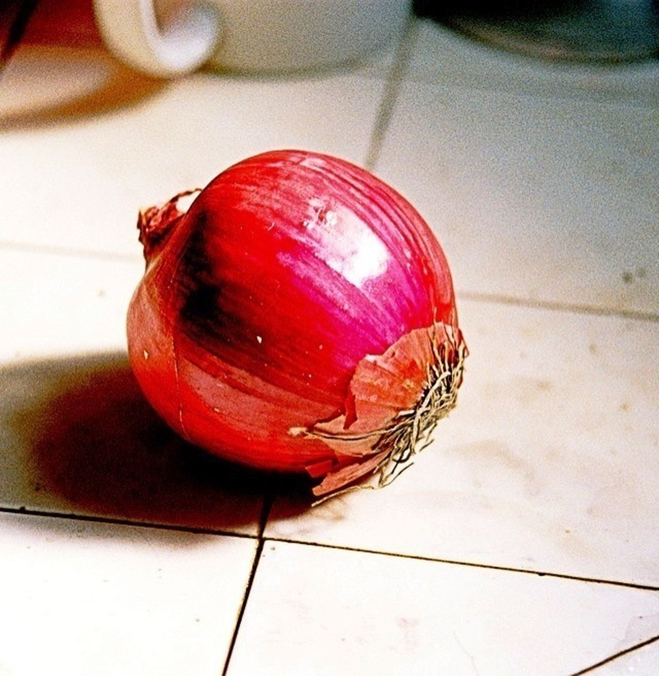 Mmmmh Red Onions Real Film Taking Photos HDR FX Pro