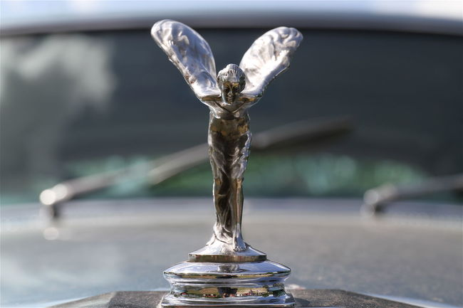 Canon 7D Luxury Mobility Oldtimer Outdoors Rolls Royce Spirit Of Ecstasy Woman